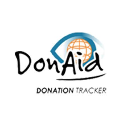 DonAid Logo Image