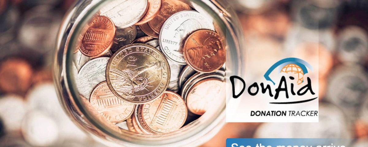 DonAid Project Showcase Image
