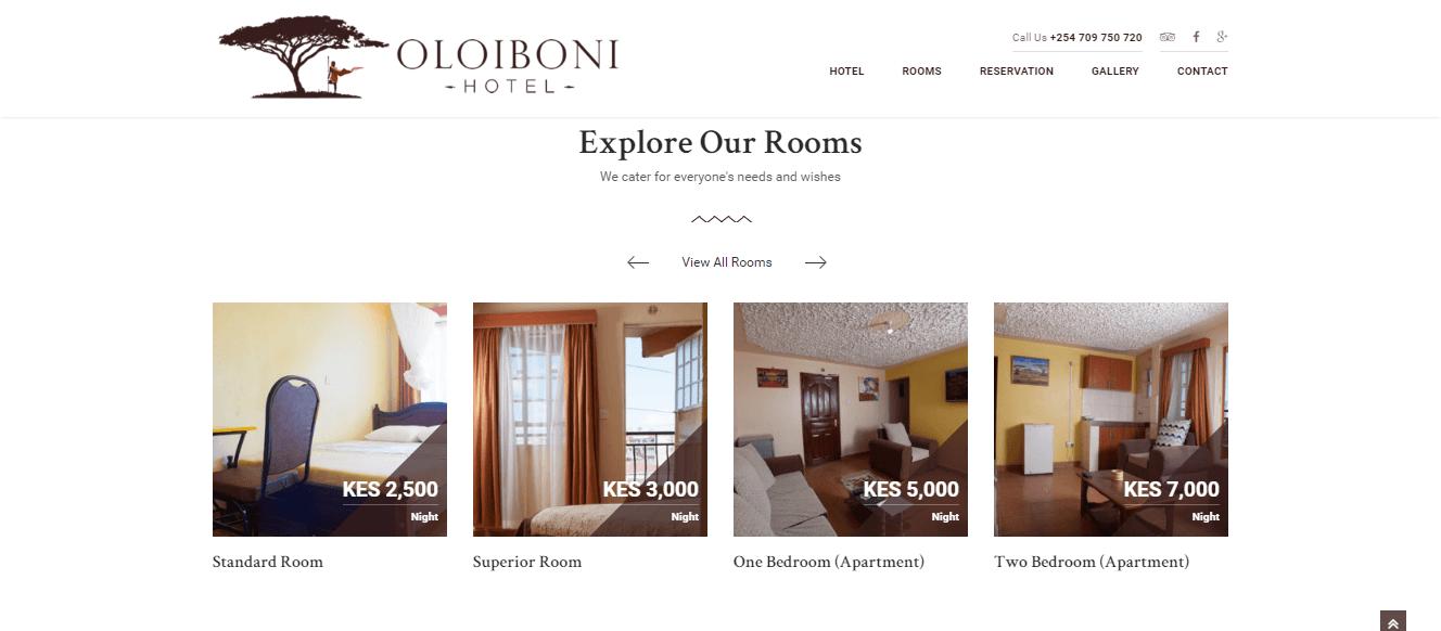 Oloiboni Rooms Image